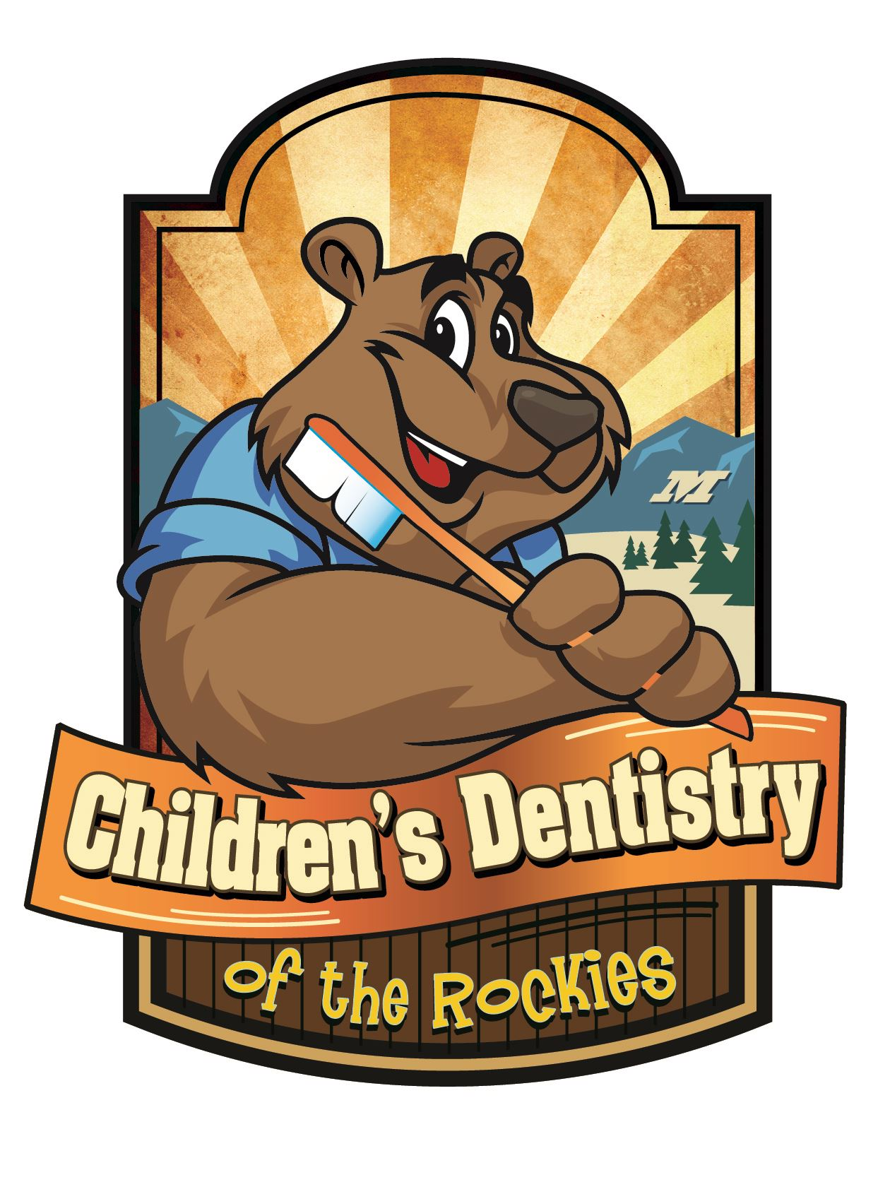 Childrens Dentistry of the Rockies Logo