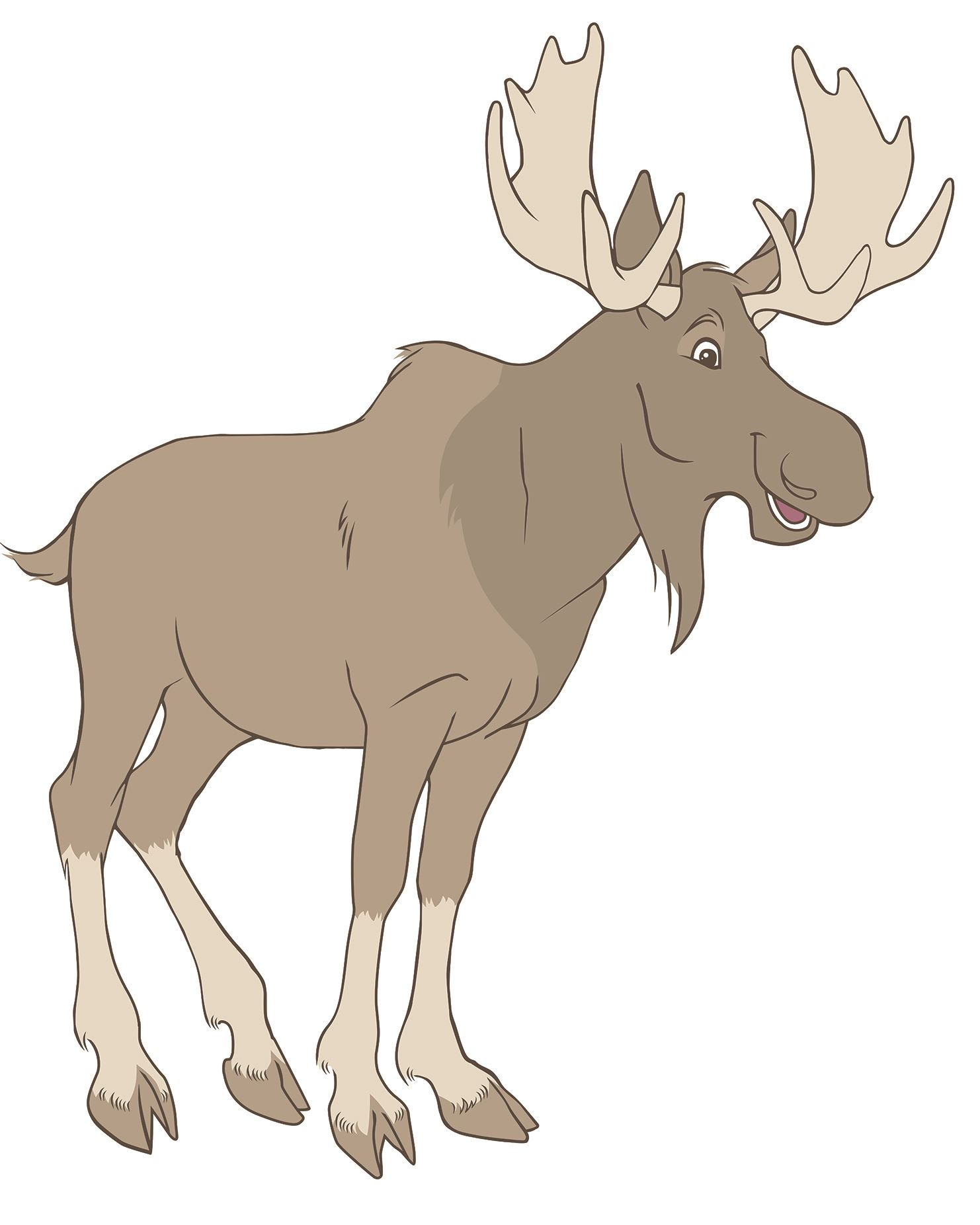 Full Body Mac the Moose