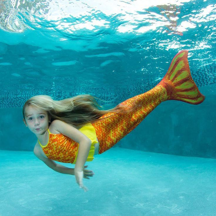 swimmable mermaid tail 12