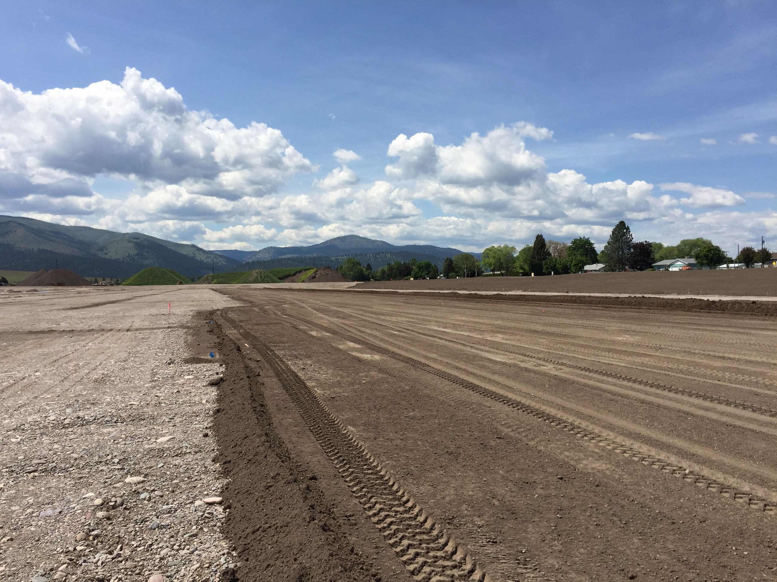 2016-04 FMRP sports fields construction