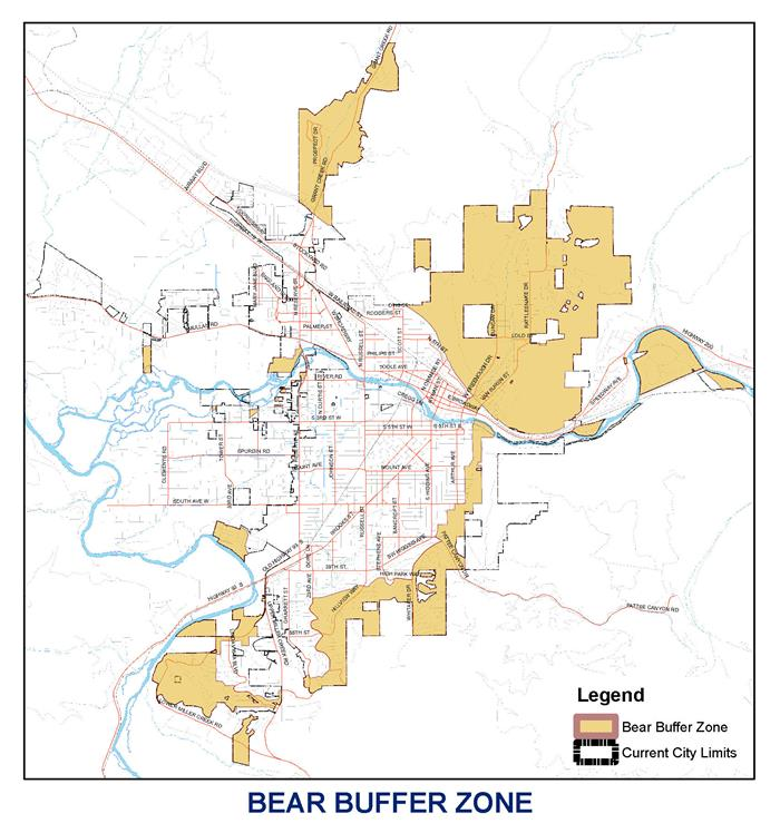 Urban Wildlife | Missoula, MT - Official Website on map of syracuse ny city limits, map of knoxville tn city limits, map of odessa tx city limits, map of charlotte nc city limits, map of richmond va city limits, map of houston tx city limits, map of lincoln ne city limits, map of bellingham wa city limits, map of san antonio tx city limits, map of jacksonville nc city limits, map of duluth mn city limits, map of spokane wa city limits, map of gainesville fl city limits, map of martinsburg wv city limits, map of morgantown wv city limits, map of montgomery al city limits, map of rochester mn city limits, map of toledo oh city limits, map of murfreesboro tn city limits, map of rapid city sd city limits,