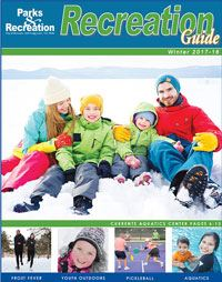 Winer Recreation Guide cover