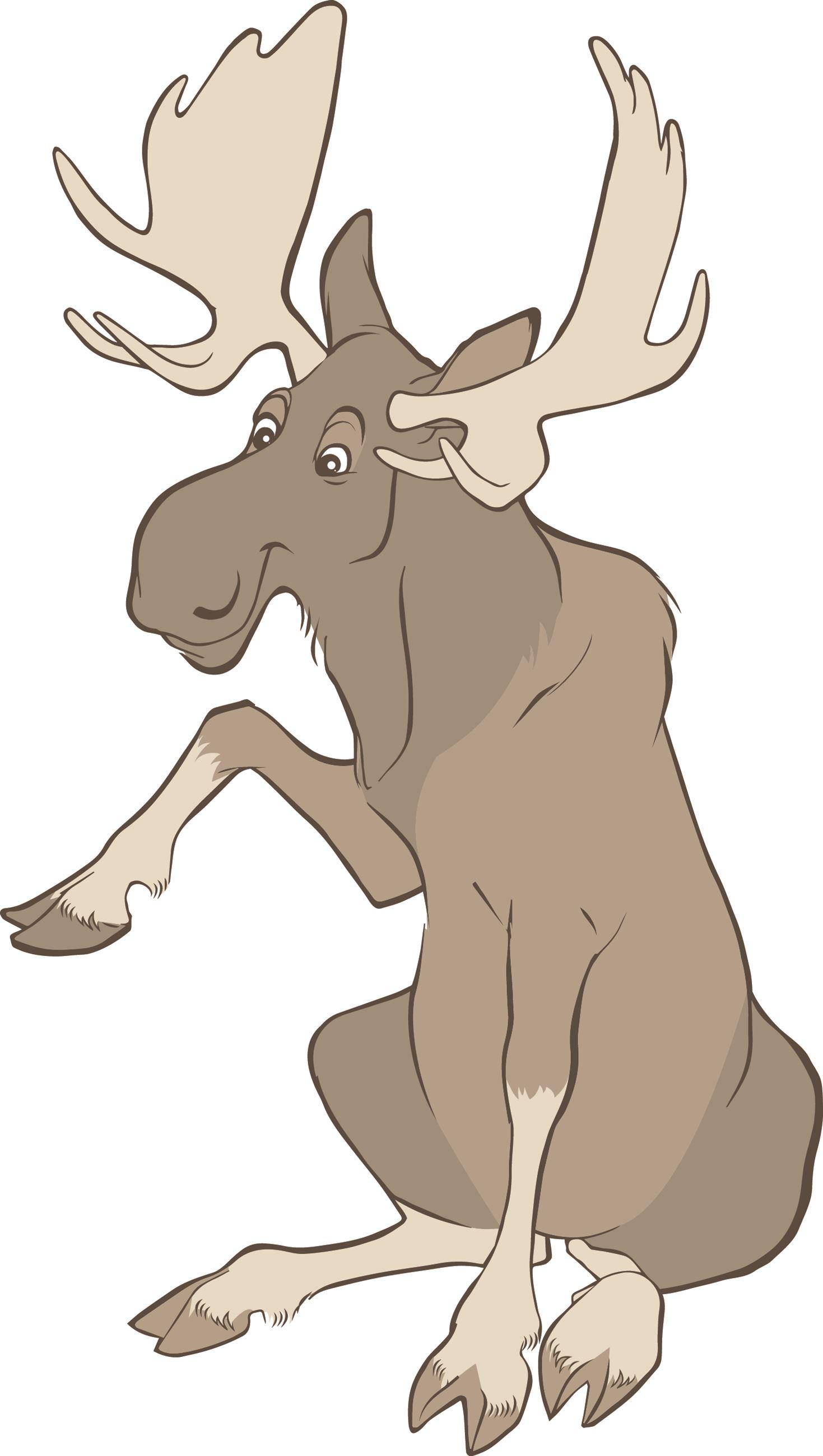 Mac the Moose | Missoula, MT - Official Website