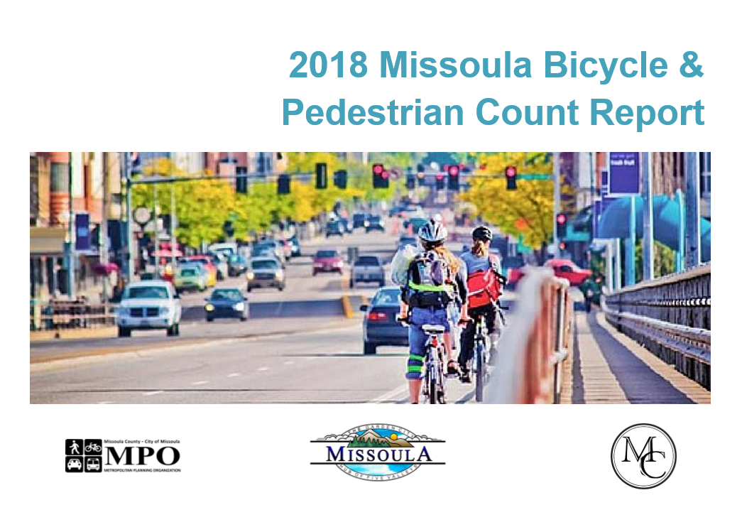 Bicycle & Pedestrian Count Program | Missoula, MT - Official Website