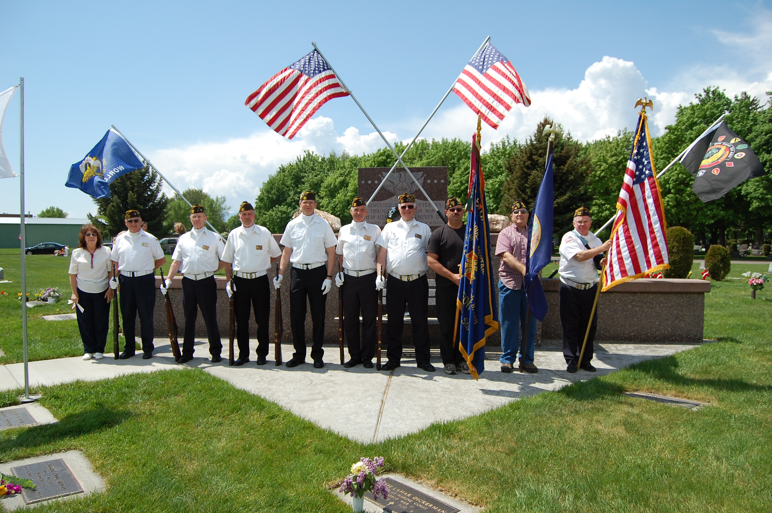 Veterans Graves - $500 | Missoula, MT - Official Website